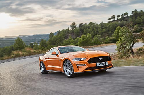 6th generation Ford Mustang