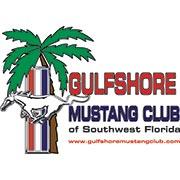 Gulfshore Mustang Club of Southwest Florida Logo